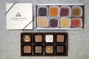 チョコレート工房 T.KOKOLEKA ティーココレカ 平塚隆司さん(工・51年)